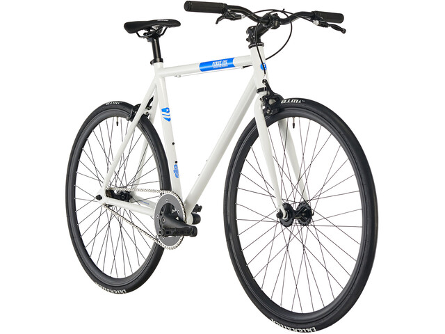 FIXIE Inc. Blackheath Citycykel Vit Blå - till fenomenalt pris på ... 65d7168520981